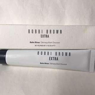 Bobbi Brown extra balm rinse 滋潤潔面霜 洗面膏