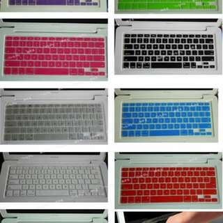 "鍵盤膜Apple Macbook Keyboard cover Pro Retina Air ClearGuard13"" 15"" 17""吋保護套保護膜 無線鍵盤套 Wireless"