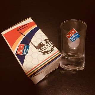 Domino's Shot Glass