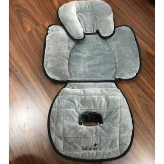 Summer 2 in 1 snuzzler piddle pad