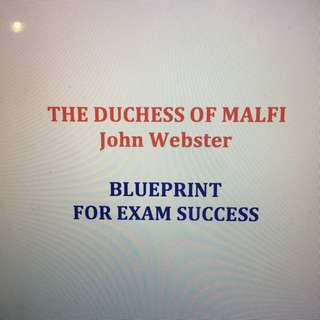 The Duchess of Malfi 👑 Study and Revision Guide