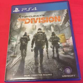 PS4 Tom Clancy The Division