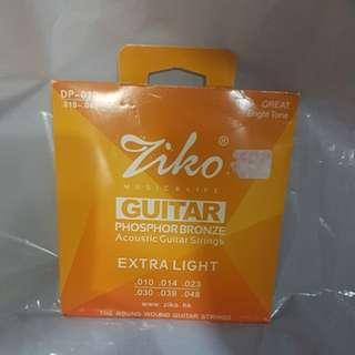 Guitar Phosphor Bronze