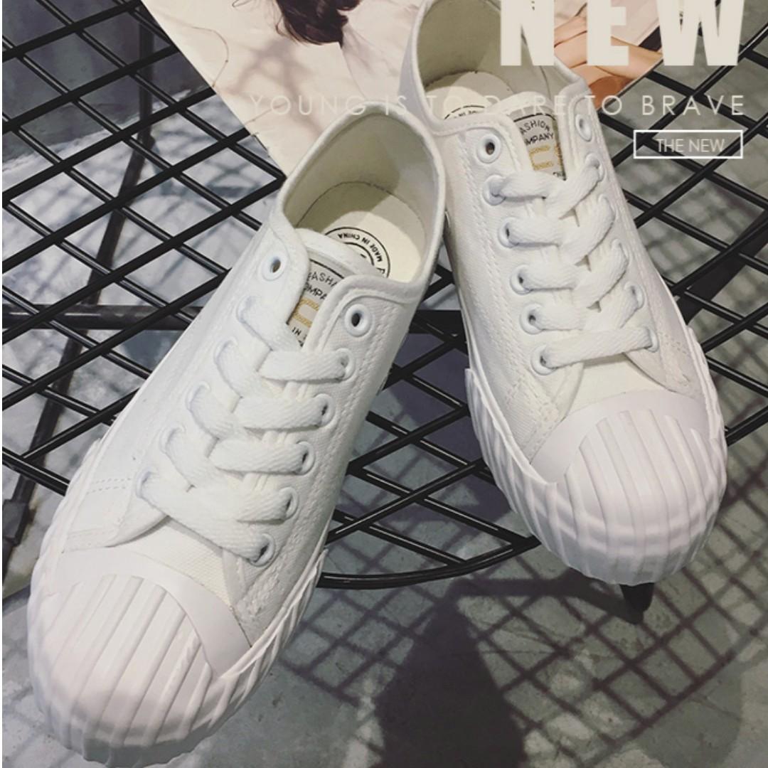 代購韓國小白鞋(共4色)