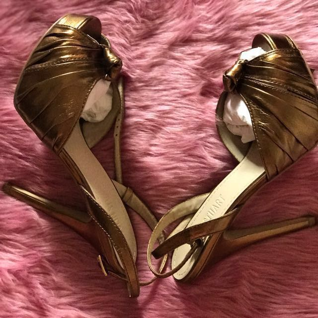 4 inches High heels Sandals