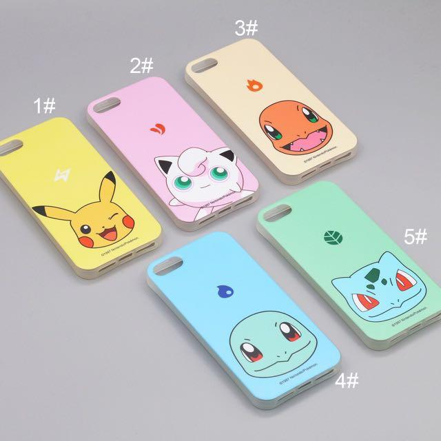 5 cases + 1 free for iphone 6 plus/6s plus