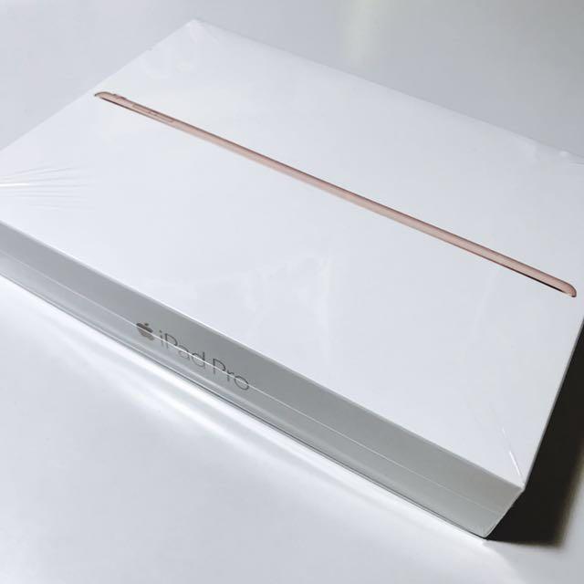 【降價】9.7 吋 iPad Pro 玫瑰金 32G Wifi 原價20900元