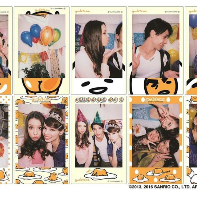 日本 FUJIFILM 立可拍 卡通相片紙 10枚入