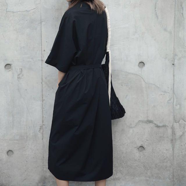 cbe55856ab ⏳ Inspired Kimono shirt dress