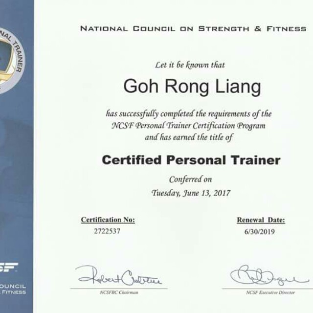 Affordable Certified Personal trainer 1-1 , Gym trainer, Home & Car ...