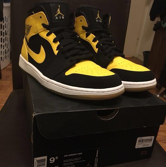 Air Jordan 1 New Loves 9.5Mens