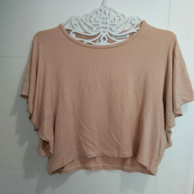 Alike Beige Top