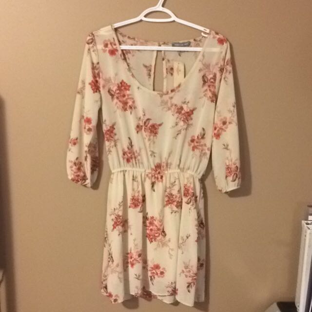 American Eagle Size Small Floral Dress