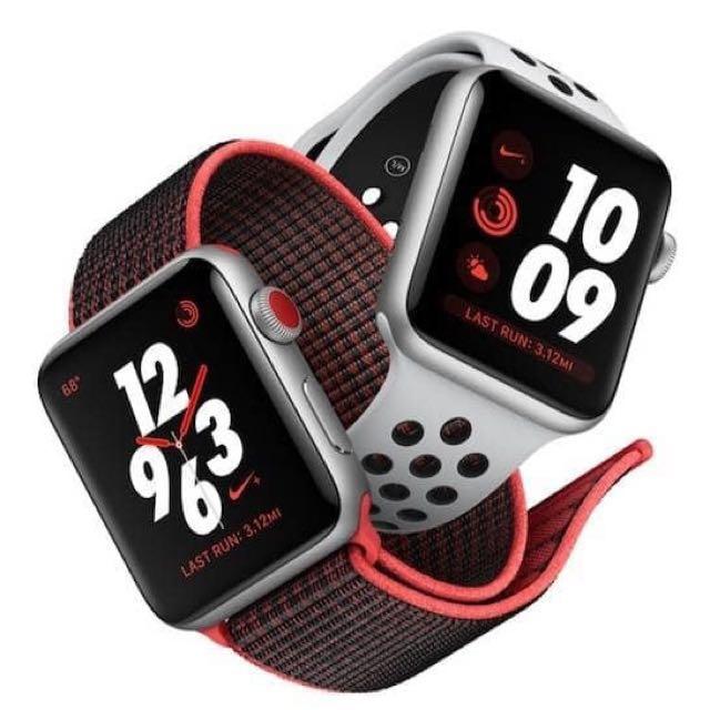 Apple Watch sticker digital crown like series 3