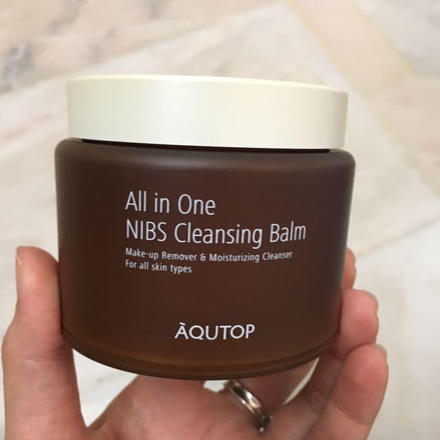 Aqutop Korea make up remover cleansing balm