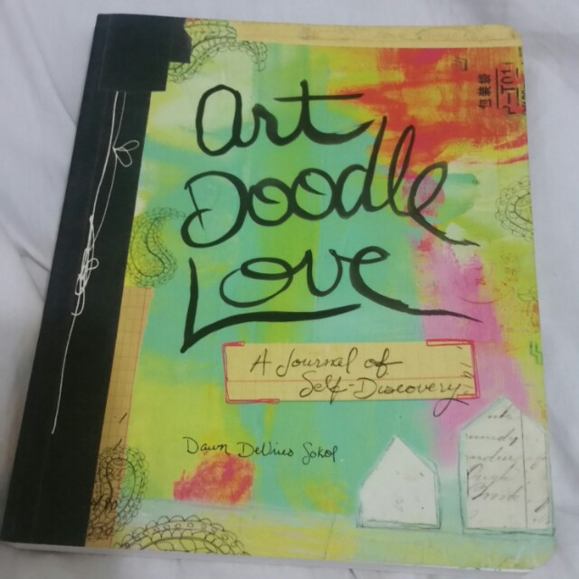 Art Doodle Journal