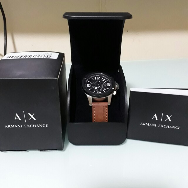 ebd857a37451 Authentic Armani Exchange New in Box with Tag, Men's Fashion ...