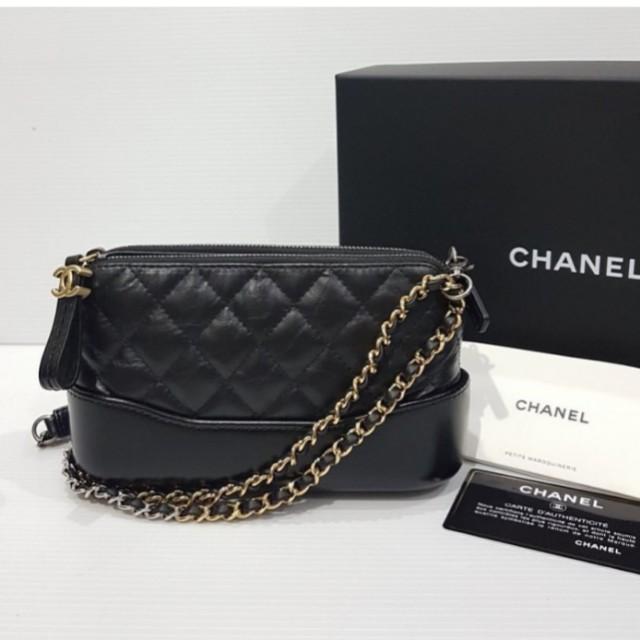 42a7d0a272e2 Authentic Chanel Gabrielle Mini Bag