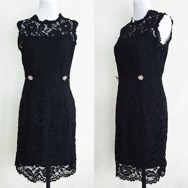 Authentic DOLCE GABBANA Lace Dress