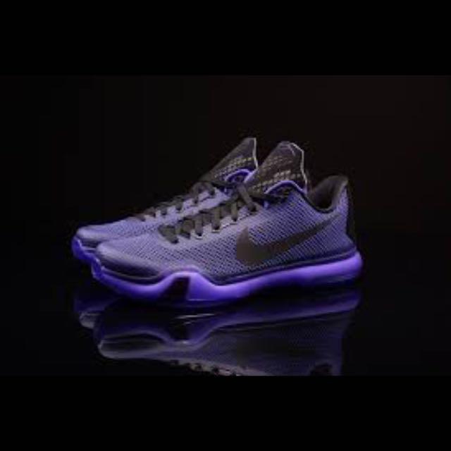 Authentic Nike Kobe X