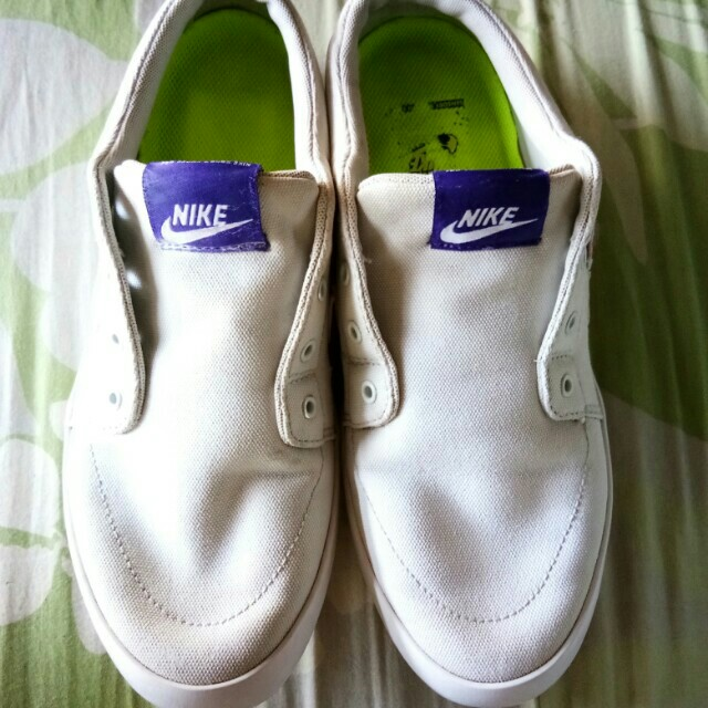 Authentic Nike Slip-on Shoes