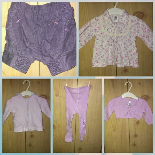 1-3 months Baby Club Clothes