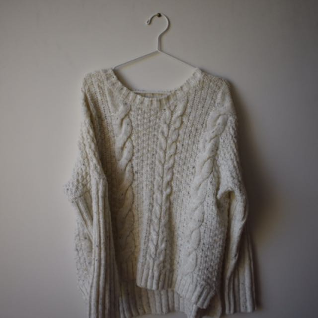 BAGGY KNIT