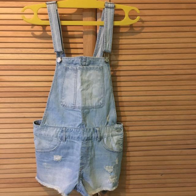 Berksha jeans jumpsuit