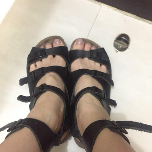 Birkenstock 女裝 涼鞋 羅馬涼鞋
