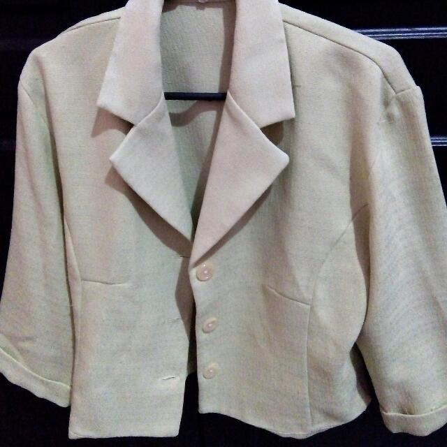 Blazer Kerja  (Colours Of Summer) #sale