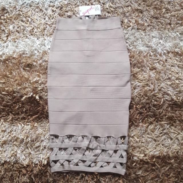 BNWT Bondage skirt size XS