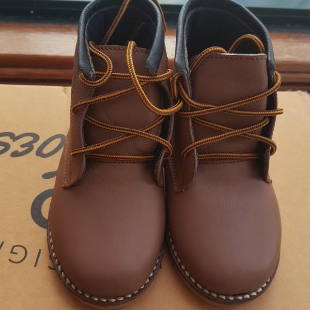 Boy Shoes Two alittle Toes 2yo