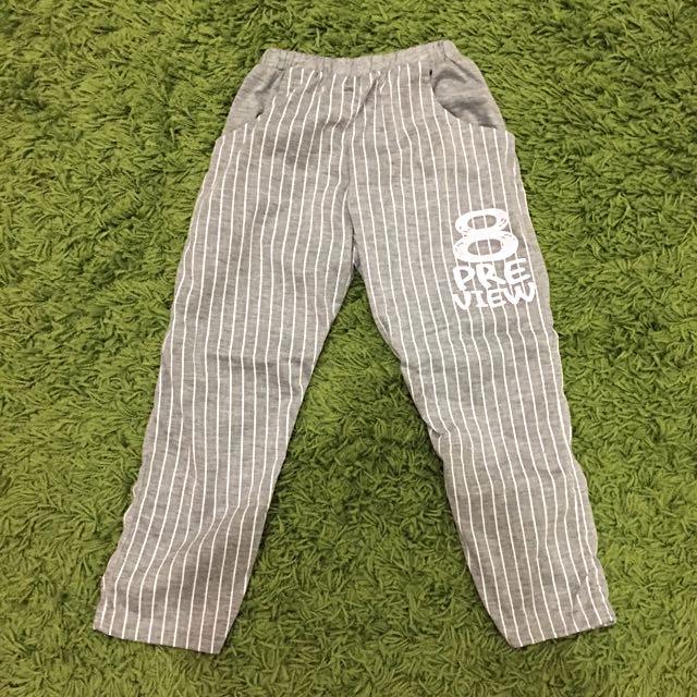 Boys training pants