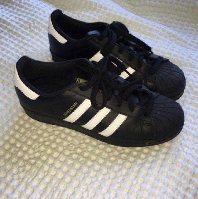 Brand new! Adidas superstars