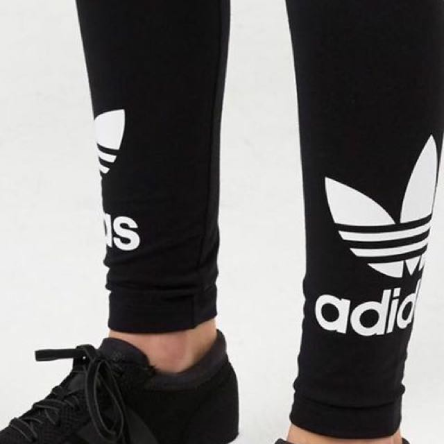 BRAND NEW ADIDAS TIGHTS SIZE 10