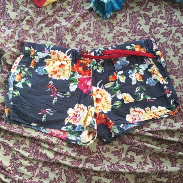 Brand New Floral Shorts