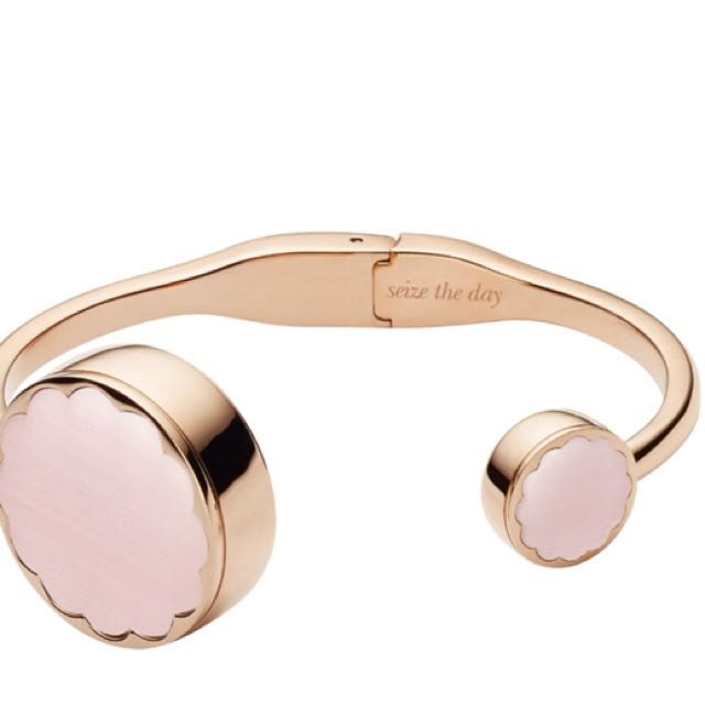 Brand New Kate Spade Rose Gold Tracker