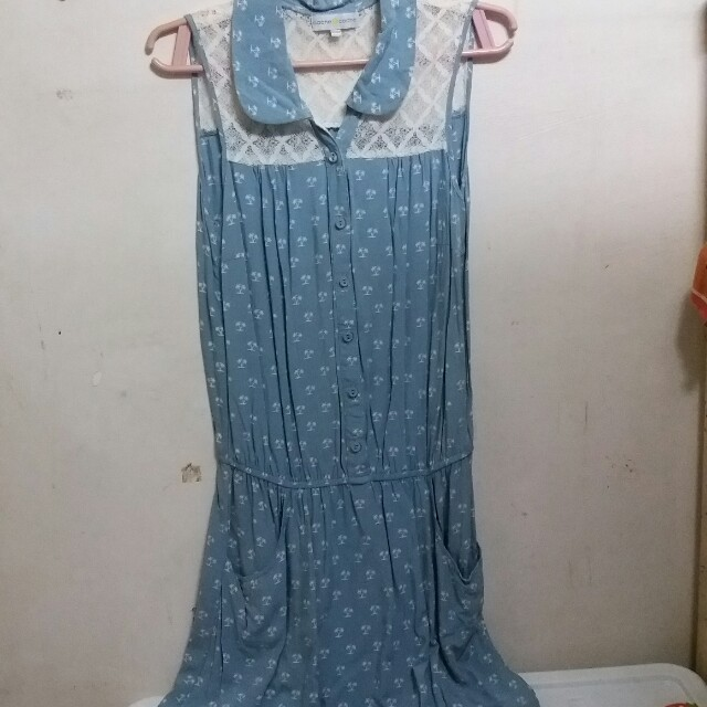 Cache cache denim dress