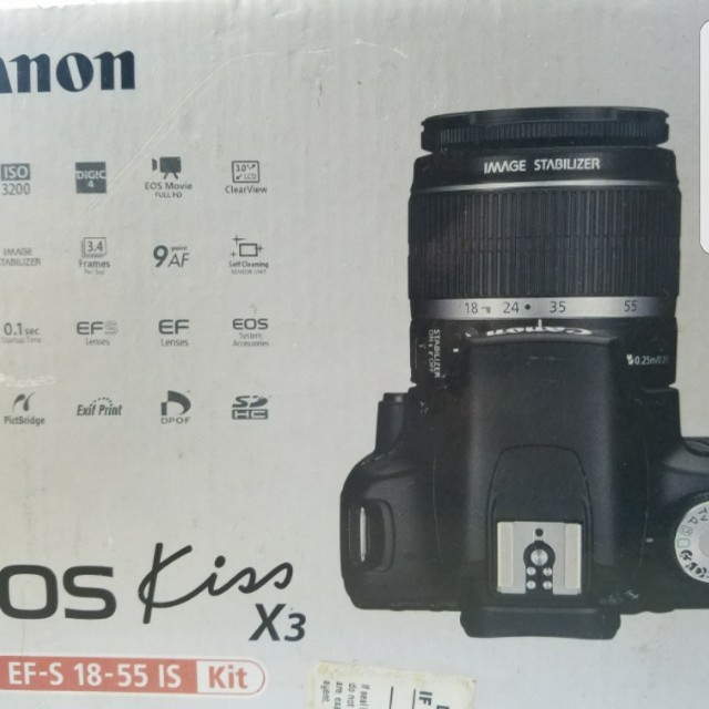 Canon 500d with tamron lens