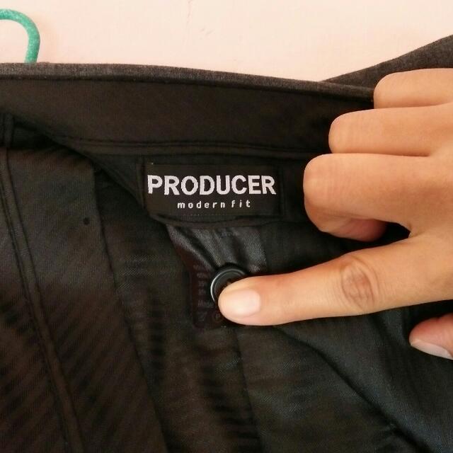 Celana Kerja Producer