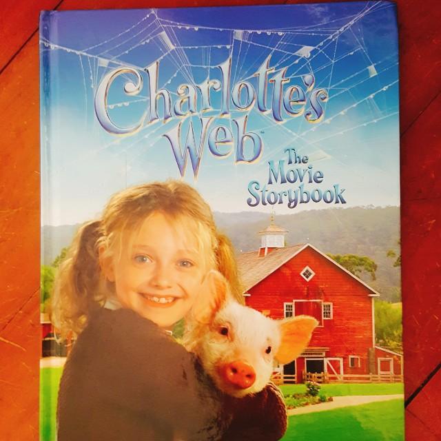 Charlotte's Web 夏綠蒂得網 英文讀物 兒童讀物