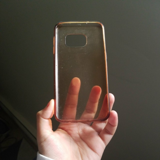 Clear protector for samsung s7