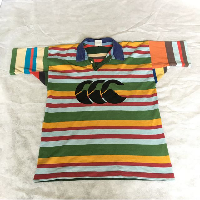 Colourful CCC rugby Polo