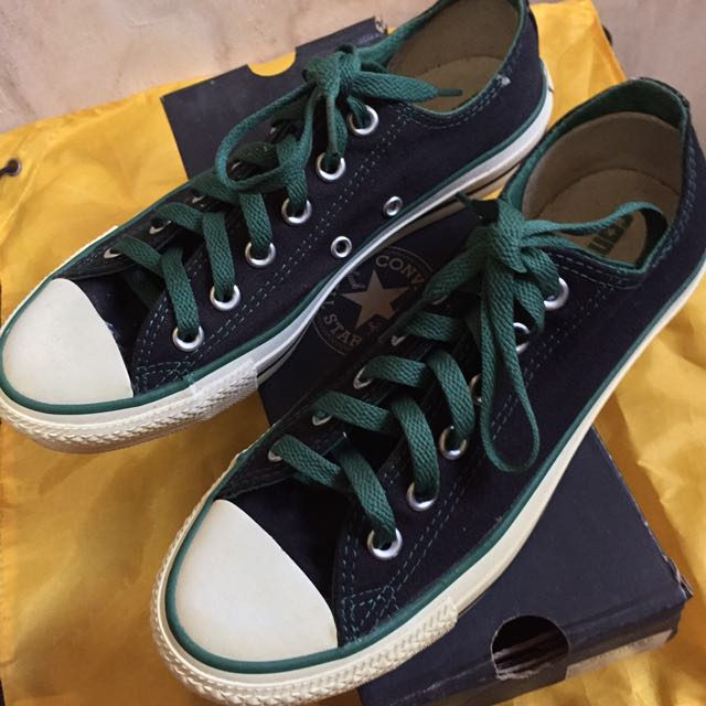 Converse Chuck Taylor (black green)