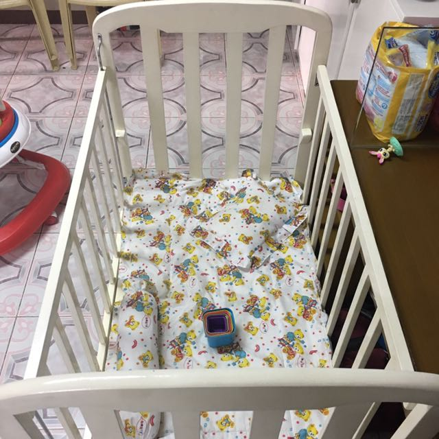 Crib Bundle with Saya Carrier