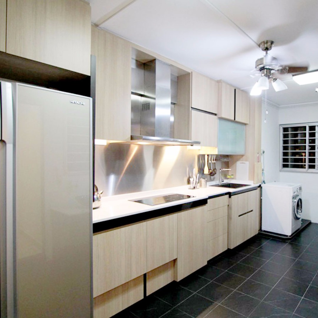 Kitchen Cabinet Carpenter Singapore - Kitchen Cabinet Designs