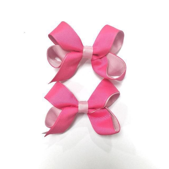 D R E W  Clips in Pink