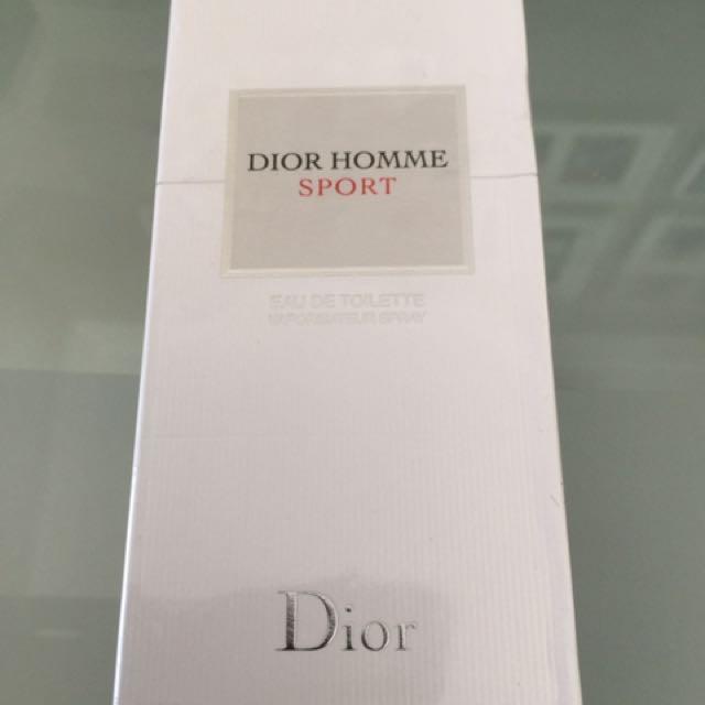 Dior man HOMME sport Edt 75ml 2017 edition new