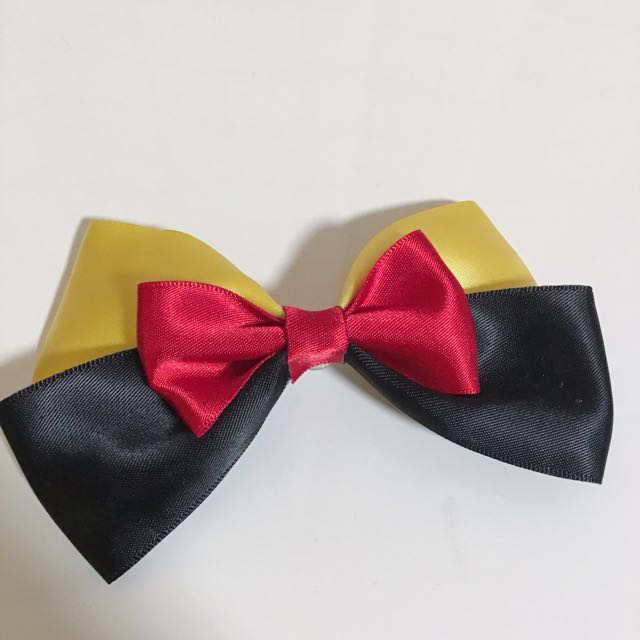 Disney DIY Hair Ribbon