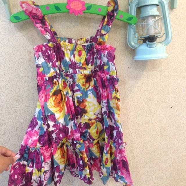 Dress Anak 3thn